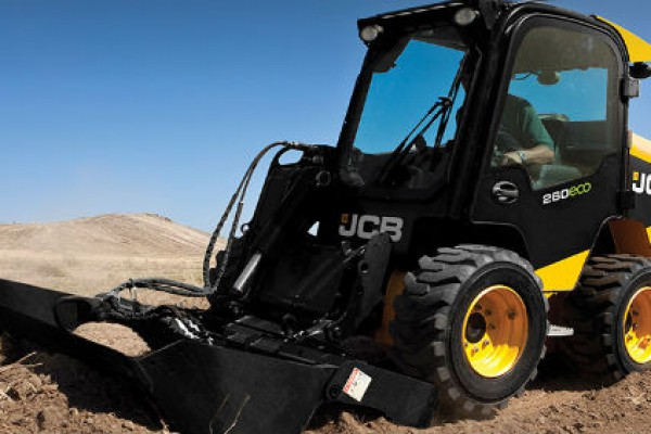JCB | Skid Steer Loaders | Model JCB 260 for sale at Cisco Equipment, Texas and New Mexico
