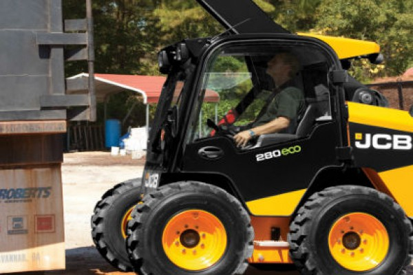 JCB | Skid Steer Loaders | Model JCB 280 for sale at Cisco Equipment, Texas and New Mexico