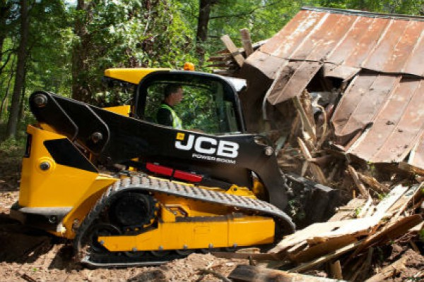 JCB | Compact Track Loaders | Model 320T for sale at Cisco Equipment, Texas and New Mexico
