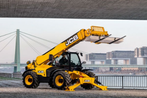 JCB | JCB Loadall | Model 510-44TC for sale at Cisco Equipment, Texas and New Mexico