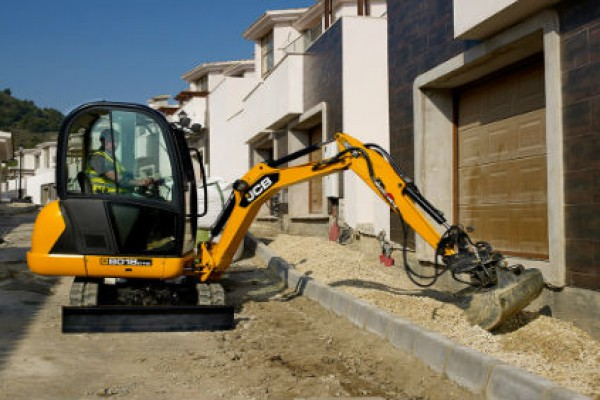 JCB | Compact & Mini Excavators | Model 8018 CTS for sale at Cisco Equipment, Texas and New Mexico