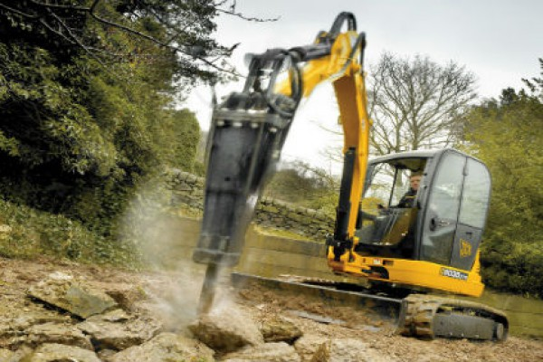 JCB | Compact & Mini Excavators | Model 8035 ZTS for sale at Cisco Equipment, Texas and New Mexico