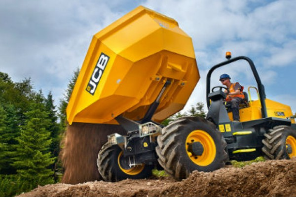 JCB | Site Dumpers | Model 6T for sale at Cisco Equipment, Texas and New Mexico