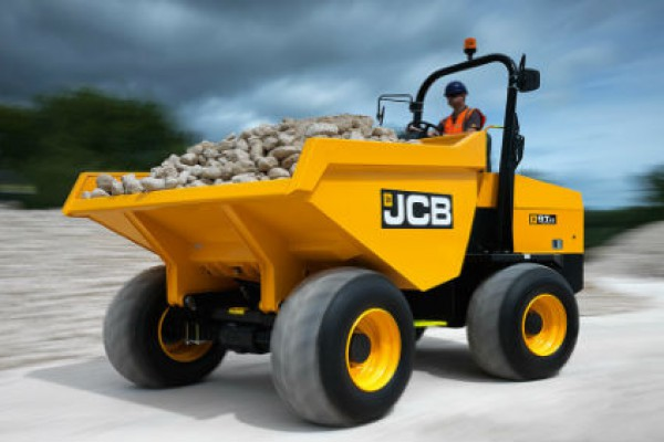 JCB | Site Dumpers | Model 9T for sale at Cisco Equipment, Texas and New Mexico