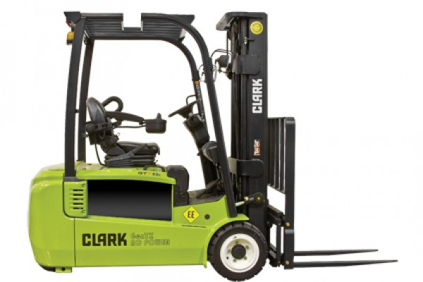 Clark Material Handling | Electric | Model GTX 16/18/20s for sale at Cisco Equipment, Texas and New Mexico