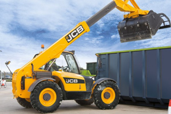 JCB | JCB Loadall | Model JCB 541-70 Turbo for sale at Cisco Equipment, Texas and New Mexico